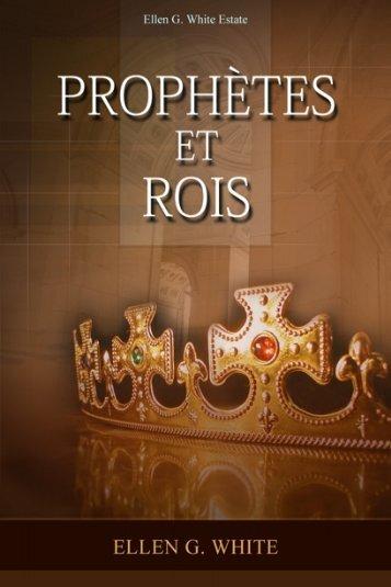 Prophètes et Rois (1976) - Ellen G. White Writings