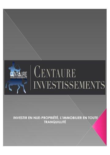 CENTAURE - LMNP 2013 .com