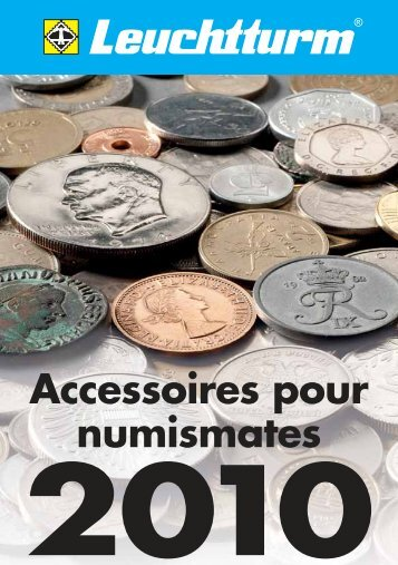 Accessoires pour numismates