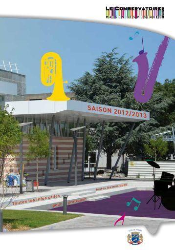 Guide du Conservatoire 2012-2013 - Ville de Persan
