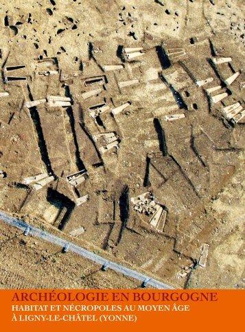 Habitat et nécropoles au Moyen-Âge à Ligny le Châtel - Les Amis du ...