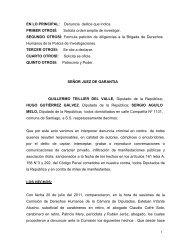 1 EN LO PRINCIPAL: Denuncia delitos que indica ... - CIPER Chile