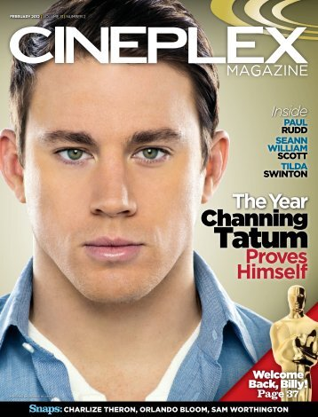 Cineplex Magazine February 2012