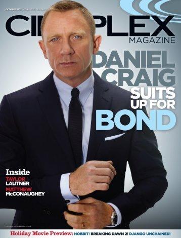 Cineplex Magazine October 2012