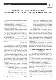 Revista Romana de STOMATOLOGIE - 2010 - Nr.1 bun ... - medica.ro