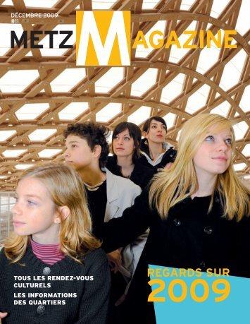 Version intégrale du magazine - Ville de Metz