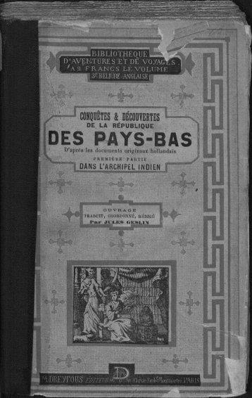 DES PAYS-BAS - the Aceh Books website