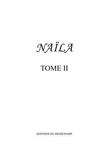 Télécharger Gratuitement Naïla - Tome 2 au format PDF