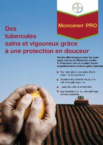 Monceren® PRO (PDF 1009,5 KB) - Bayer CropScience - Schweiz