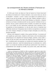 TELECHARGEMENT : etude-toulouse2004.pdf - Groupe de ...