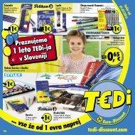 TEDi - Praznujemo 1 leto