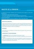 Master INFORMATIQUE GRAPHIQUE POUR LA CONSTRUCTION - Page 2