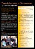 MUSIQUE - THEATRE - DANSE - FESTIVALS Fête du Livre et de la ... - Page 2