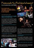 MUSIQUE - THEATRE - DANSE - FESTIVALS Fête du Livre et de la ... - Page 4