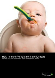 How to identify social media influencers - FreshNetworks