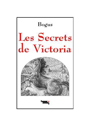 Les Secrets de Victoria - Rêves de femme