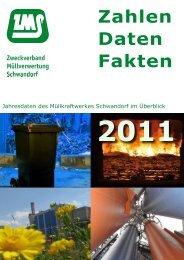 Zahlen Daten Fakten - Zweckverband Müllverwertung