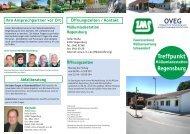 Flyer Müllumladestation Regensburg...alle Informationen auf einen ...