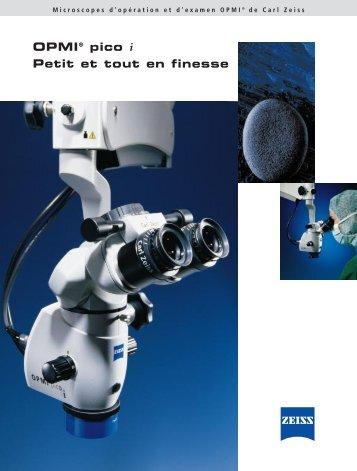 Téléchargement brochure - Carl Zeiss SAS