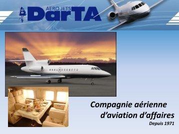 Brochure Aero Jets Darta
