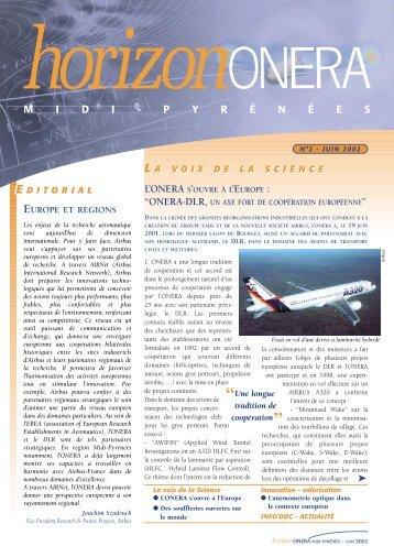 N° 2 - Juin 2002 - Onera