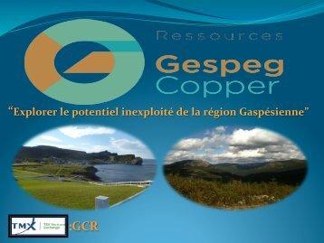 :GCR - Gespeg Copper