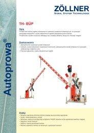 TH-BÜP - ZÖLLNER Signal GmbH