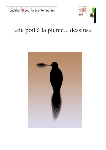 Dossier enseignant du projet pédagogique 2009 - Espace Ecureuil
