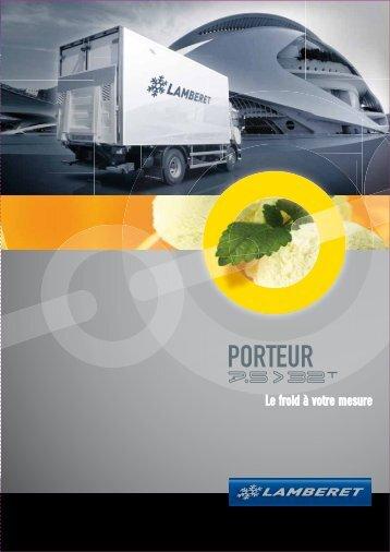 PORTEUR - Lamberet