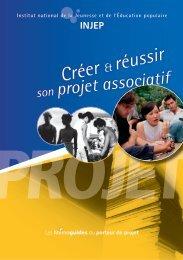 Créer et réussir son projet associatif - Injep