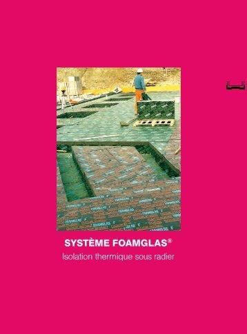 SYSTÈME FOAMGLAS®