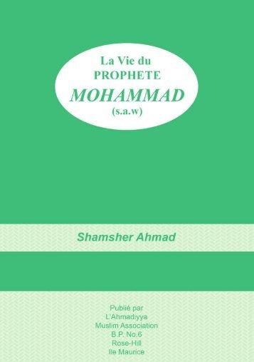 La Vie du Prophète Muhammad (pssl) - Accueil