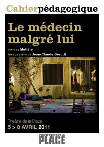 Cahierpédagogique - Le Théâtre de la place