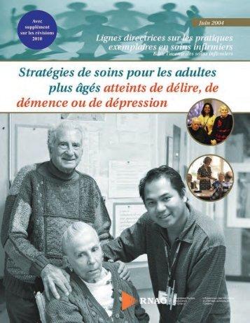 Références bibliographiques - Registered Nurses' Association of ...