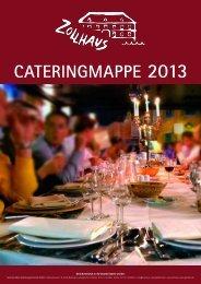Catering-Mappe hier herunterladen - Zollhaus