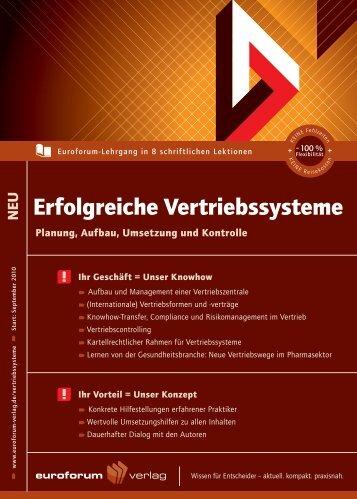 ausführliche Information zum Lehrgang (pdf) - Zollner ...