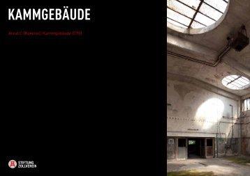 Infoblatt Kammgebäude [PDF]