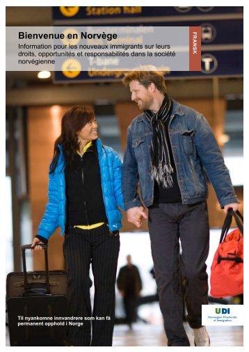 Bienvenue en Norvège - IMDi