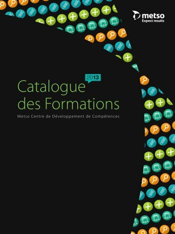 Catalogue des Formations - Metso
