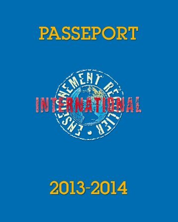 Passeport - international