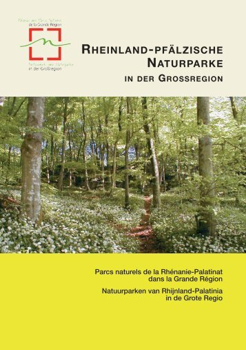 rheinland-pfälzische naturparke - Naturpark Hohes Venn - Eifel