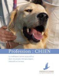 Profession : Chien - Fondation Adrienne et Pierre Sommer