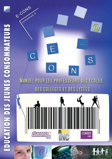 Manuel didactique - Institut national de la consommation