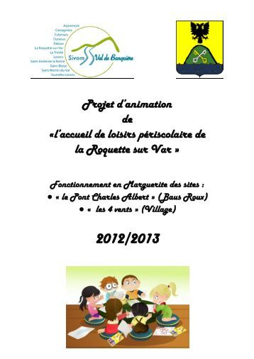 Projet p dagogique accueil p riscolaire de la source for Projet d animation cuisine