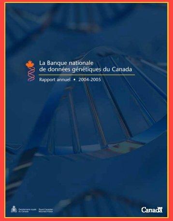 Voir PS61-4-2005F.pdf - Publications du gouvernement du Canada