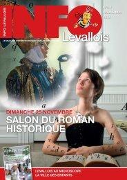 N°107 novembre 2011 - Info Levallois
