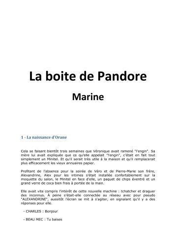 marine pandore1x - Rêves de femme