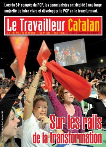 Lors du 34e congrès du PCF, les communistes ont décidé à une ...