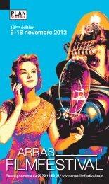 Tout savoir sur le Festival International du Film - Arras