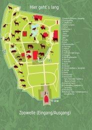Wegeplan neu 11.11.11 - Zoo Magdeburg